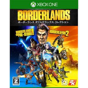 『新品即納』{XboxOne}ボーダーランズ ダブルデラックス コレクション(Borderlands: The Handsome Collection)(20150514)|media-world