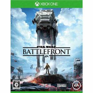 『中古即納』{XboxOne}スター・ウォーズ バトルフロント(Star Wars Battlefront)(20151119)|media-world