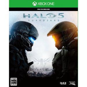 『中古即納』{XboxOne}Halo5: Guardians(ヘイロー5:ガーディアンズ) 通常版(20151029)|media-world