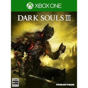『中古即納』{XboxOne}DARK SOULS III(ダークソウル3)(20160324)
