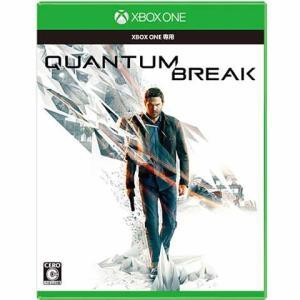 『中古即納』{XboxOne}Quantum Break(クォンタムブレイク)(20160407)|media-world