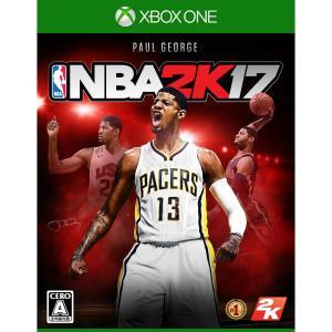 『中古即納』{XboxOne}NBA 2K17(20161020)|media-world
