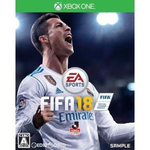 『中古即納』{XboxOne}FIFA 18 通常版(20170929)|media-world