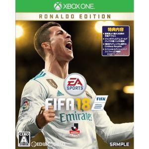 『中古即納』{XboxOne}FIFA 18 RONALDO EDITION(ロナウドエディション)(限定版)(20170926)|media-world
