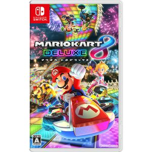 『新品即納』{Switch}マリオカート8 デラックス(Mariokart 8 deluxe)(20170428)|media-world