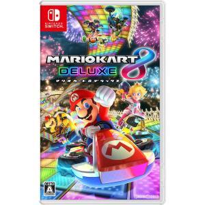 『中古即納』{Switch}マリオカート8 デラックス(Mariokart 8 deluxe)(20170428)|media-world