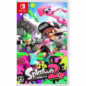 『中古即納』{Switch}Splatoon 2(スプラトゥーン2)(20170721)|media-world