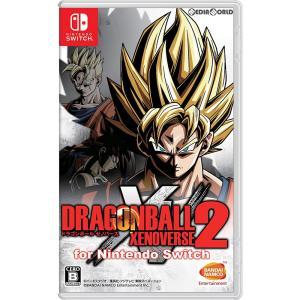 『中古即納』{Switch}ドラゴンボール ゼノバース2(DRAGONBALL XENOVERSE 2) for Nintendo Switch(20170907)|media-world