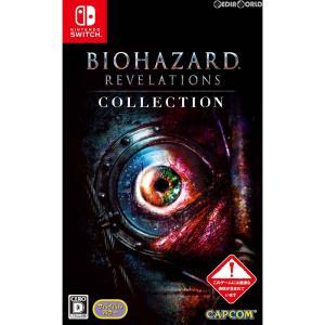 『中古即納』{Switch}バイオハザード リベレーションズ コレクション(BIOHAZARD REVELATIONS COLLECTION)(20171130)|media-world