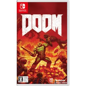 『中古即納』{Switch}DOOM(ドゥーム)(20180301)|media-world