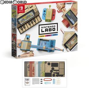 『予約前日出荷』{Switch}Nintendo Labo Toy-Con 01: Variety Kit(ニンテンドーラボ トイコン 01 バラエティ キット)(20180420)|media-world