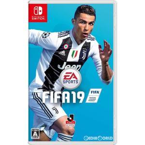 『予約前日出荷』{Switch}予約特典付 FIFA 19 STANDARD EDITION(スタンダードエディション) 通常版(20180928)|media-world