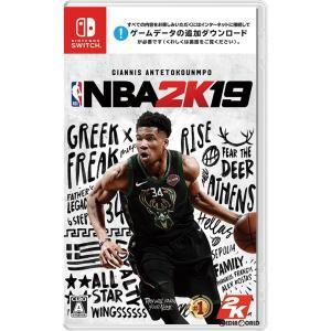 『新品即納』{Switch}NBA 2K19(20180911)|media-world