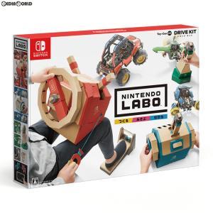 『新品』『お取り寄せ』{Switch}Nintendo Labo Toy-Con 03: Drive Kit(ニンテンドーラボ トイコン 03 ドライブ キット)(20180914)|media-world