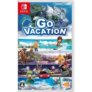 『予約前日出荷』{Switch}GO VACATION(ゴーバケーション)(20181227)|media-world