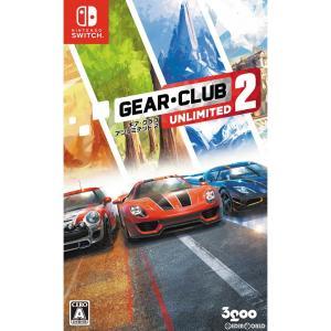 『予約前日出荷』{Switch}ギア・クラブ アンリミテッド 2(Gear.Club Unlimited 2)(20181213)|media-world