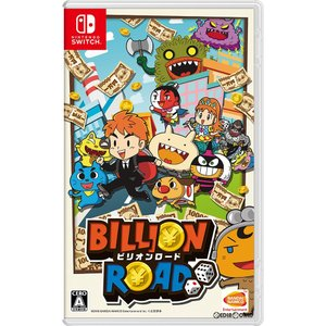 『中古即納』{Switch}ビリオンロード(Billion Road)(20181129)|media-world