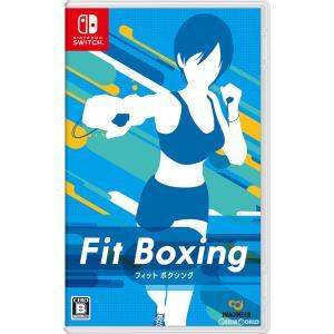 『中古即納』{Switch}Fit Boxing(フィットボクシング)(20181220)