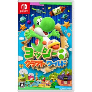 『新品即納』{Switch}ヨッシークラフトワールド(Yoshi's Crafted World)(20190329)|media-world
