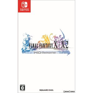 『新品即納』{Switch}ファイナルファンタジーX/X-2 HDリマスター(FINAL FANTASY 10/10-2 HD Remaster)(20190411)|media-world