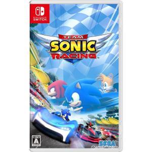 『新品即納』{Switch}チームソニックレーシング(Team Sonic Racing)(20190521)|media-world