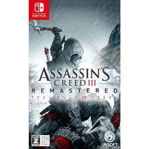 『中古即納』{Switch}アサシン クリードIII リマスター(Assassin's Creed 3 Remastered)(20190523)|media-world