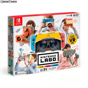 『新品即納』{Switch}Nintendo Labo Toy-Con 04: VR Kit(ニンテンドーラボ トイコン 04 VRキット)(20190412)|media-world