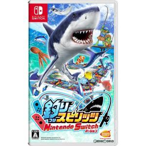 『予約前日出荷』{Switch}釣りスピリッツ Nintendo Switchバージョン(ニンテンドースイッチバージョン)(20190725)|media-world