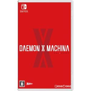 『新品』『お取り寄せ』{Switch}DAEMON X MACHINA(デモンエクスマキナ)(201...