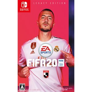 『新品即納』{Switch}FIFA 20 Legacy Edition(レガシーエディション)(20190927)|media-world