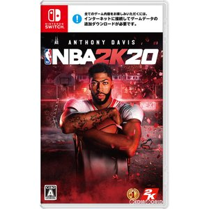 『新品』『お取り寄せ』{Switch}NBA 2K20(20190906)