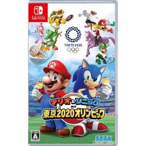 『予約前日出荷』{Switch}マリオ&ソニック AT 東京2020オリンピック(TM)(20191101)|media-world