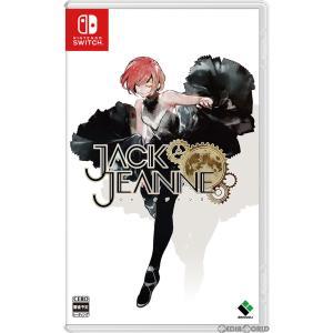 『予約前日出荷』{Switch}ジャックジャンヌ(JACKJEANNE) 通常版(20200805)