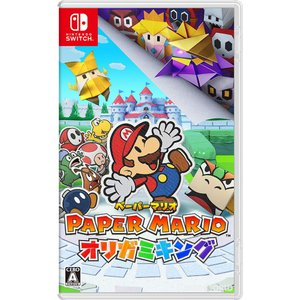 『新品即納』{Switch}ペーパーマリオ オリガミキング(Paper Mario: The Origami King)(20200717)|media-world