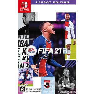 『新品』『お取り寄せ』{Switch}FIFA 21 LEGACY EDITION(レガシーエディション)(20201009) media-world