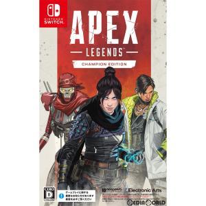 『新品』『お取り寄せ』{Switch}エーペックスレジェンズ チャンピオンエディション(Apex Legends Champion Edition) オンライン専用(20210318) media-world