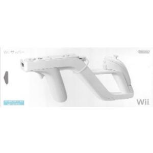 『中古即納』{ACC}{Wii}Wiiザッパー 任天堂(RVL-A-ZA/RVL-023)(20071025)|media-world