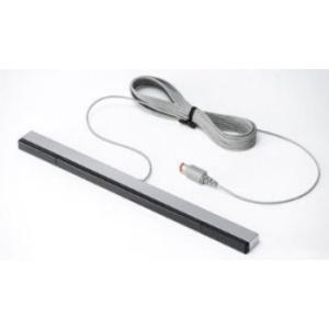 『中古即納』{ACC}{WiiU}センサーバー (シルバー/銀)(Wii/Wii U用)任天堂(RVL-014)(20070226)|media-world