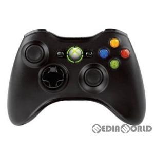 『中古即納』{ACC}{Xbox360}Xbox360 ワイヤレスコントローラー リキッドブラック ...