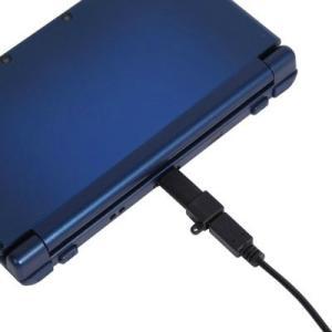 『新品即納』{OPT}New3DSLL/New3DS/3DSLL/3DS/DSiLL/DSi用変換アダプタ【かんたん変換シリーズ microUSB⇒3DSシリーズ用】 アクラス(SASP-0326)(20151028) media-world