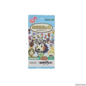 『新品即納』{ACC}{3DS}(再販)どうぶつの森amiiboカード(アミーボカード) 第3弾 任天堂(20200314)|media-world