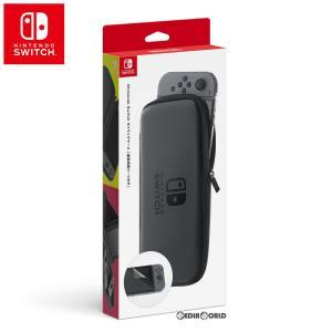 『中古即納』{ACC}{Switch}(画面保護シート無し)Nintendo Switch(ニンテンドースイッチ) キャリングケース 任天堂(HAC-A-PSSAA)(20170303)|media-world