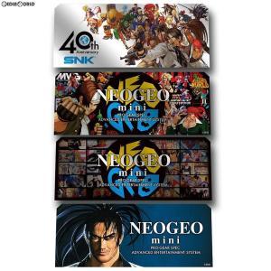 特価⇒『新品即納』{ACC}{NG}(再販)NEOGEO mini(ネオジオ ミニ) キャラクターステッカー(4枚セット) SNK(20180915)|media-world