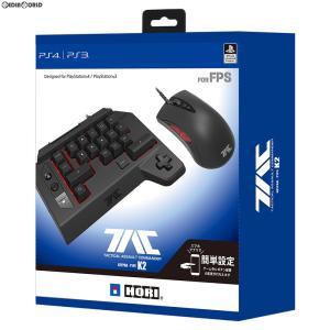 『新品』『お取り寄せ』{ACC}{PS4}タクティカルアサルトコマンダー キーパッドタイプ K2 for PlayStation4 / PlayStation3 / PC HORI(PS4-124)(20181011) media-world