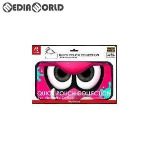 特価⇒『新品即納』{ACC}{Switch}QUICK POUCH(クイックポーチ) COLLECTION for Nintendo Switch タコ キーズファクトリー(CQP-006-1)(20181207)|media-world
