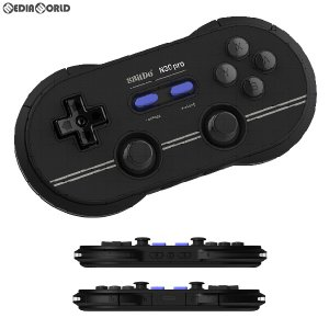 『新品即納』{ACC}{Switch}8BitDo N30 Pro 2 Bluetooth GamePad(ゲームパッド) M Edition サイバーガジェット(CY-N30PRO2-MD)(20181228)|media-world