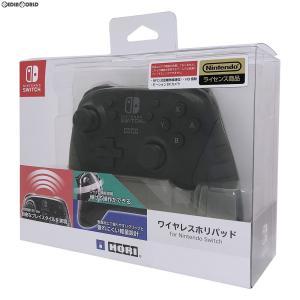 『新品』『お取り寄せ』{ACC}{Switch}ワイヤレスホリパッド for Nintendo Sw...