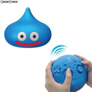 『予約前日出荷』{ACC}{Switch}ドラゴンクエストスライムコントローラー for Nintendo Switch(ニンテンドースイッチ) HORI(NSW-147)(20190927)|media-world