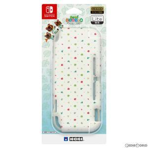 『中古即納』{ACC}{Switch}あつまれどうぶつの森 TPUセミハードカバー for Nintendo Switch Lite(スイッチライト) 任天堂ライセンス商品 HORI(NS2-060)|media-world