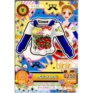 『中古即納』{プレイ用}{TCG}アイカツ 03-38N デザインTシャツ(20140101)|media-world